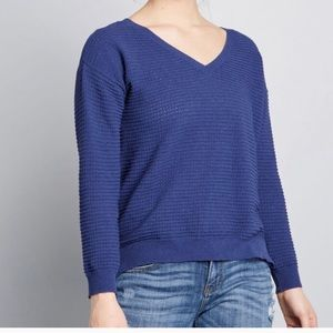 ModCloth | Textured Sweater